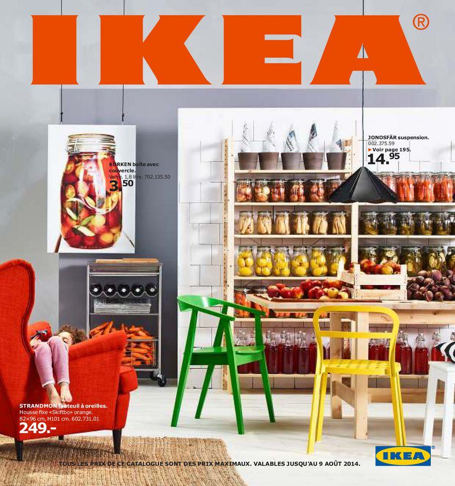 Ikea Suisse Catalogue 2014 Francais Von Ikea Schweiz