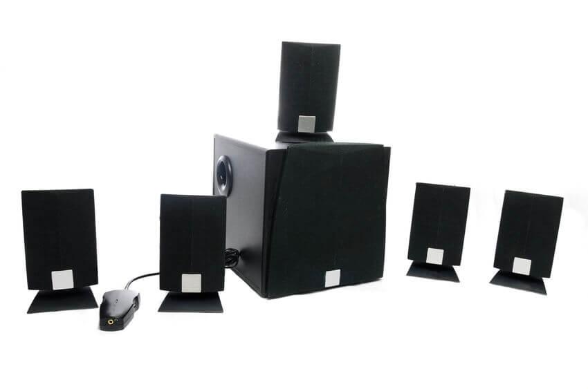 5.1 soundanlage