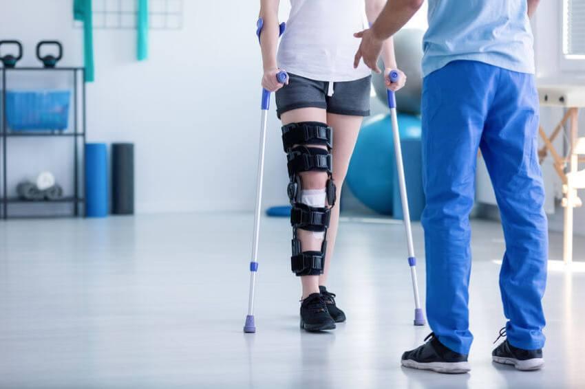 sporttape rehabilitation