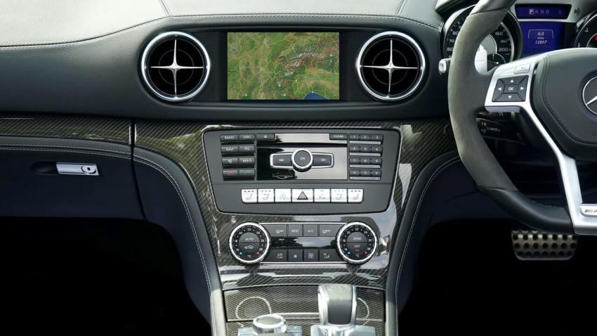 rückfahrkamera navigationssystem