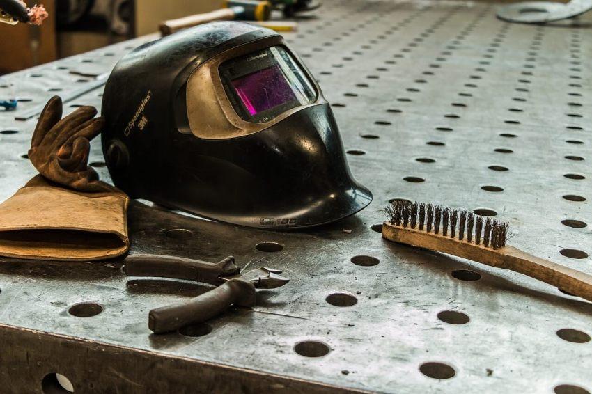 persönliche schutzausrüstung schweißen