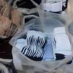 Jasa Pembuatan Kaos Kaki Hitam Putih di Jakarta