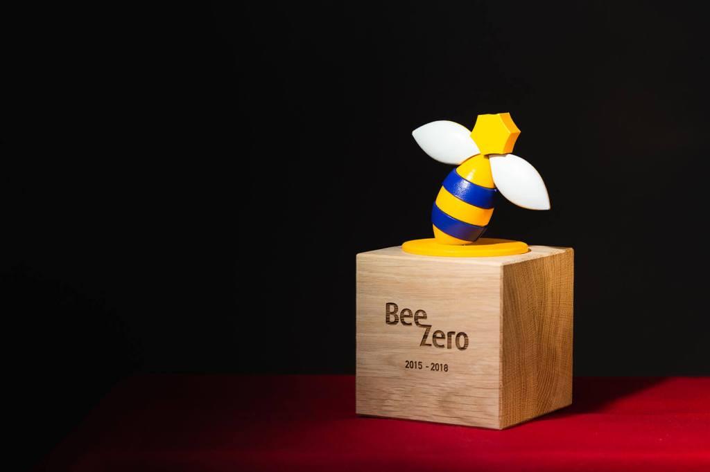 trofeus criativos: beezero
