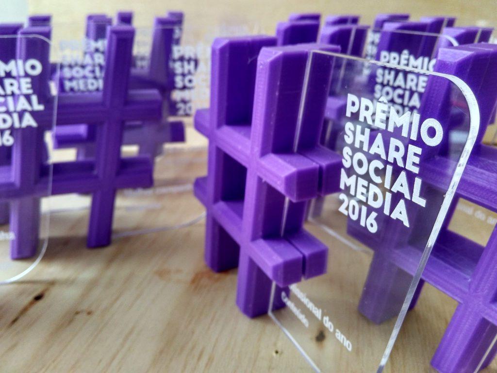 trofeus criativos: premio share