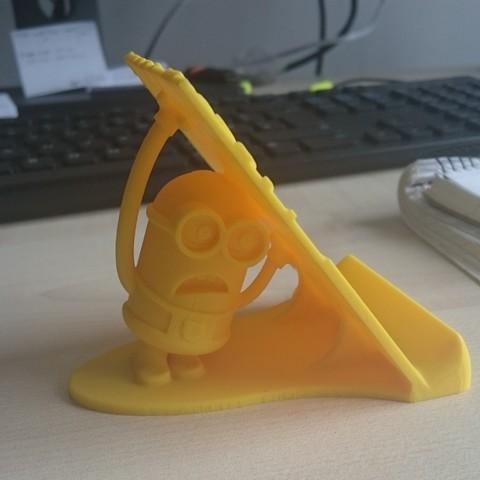 modelos em 3D minion