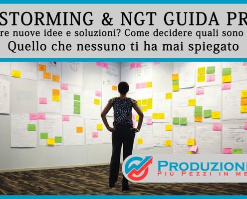 Brainstorming - NGT