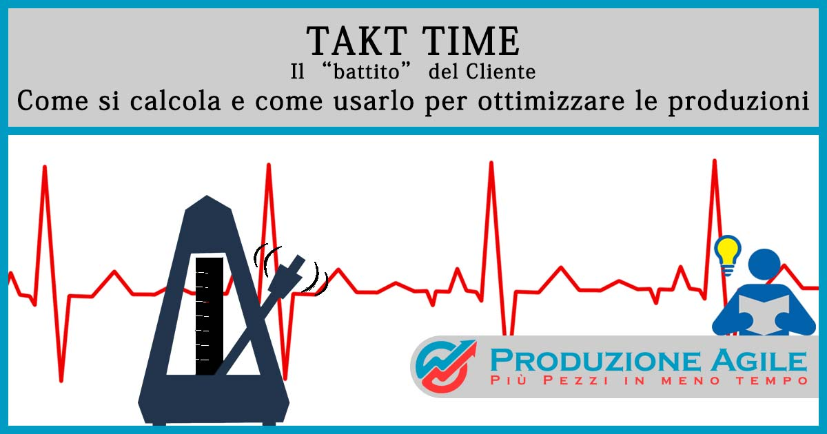 Takt Time - Lean Production