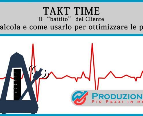 Takt Time - Lean Production