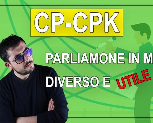 CP-CPK, l'errore che può costarti caro. | Federico Barucca