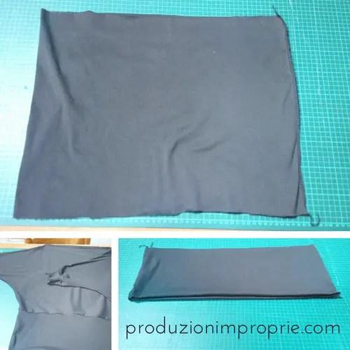 fascia bat-maglia