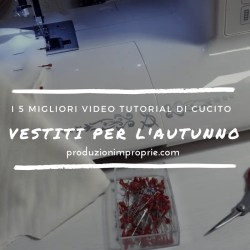 selezione di videotutorial