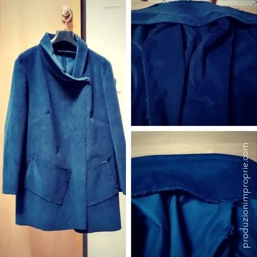 cappotto grezzo