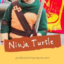 Carnevale - Ninja turtle