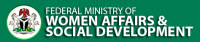Federal ministry of women affairs and social development logo