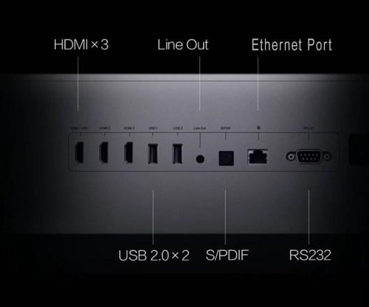 Проектор Xiaomi Fengmi 4K MAX