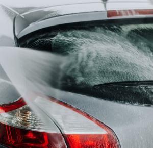 Umývanie auta