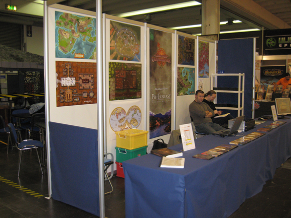 Booth 2009