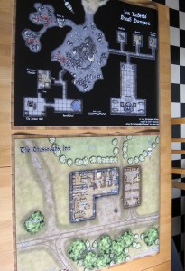 Poster Maps for Gencon