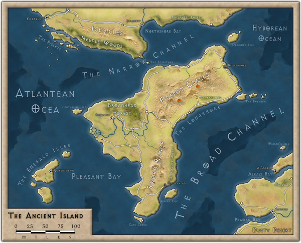 The Ancient Island
