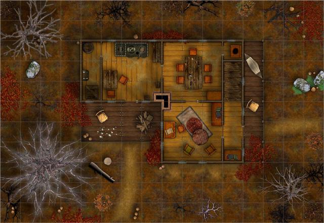 Flanagan Manor Ground Floor