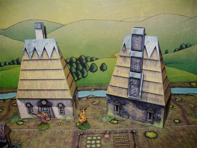 Kothian Houses
