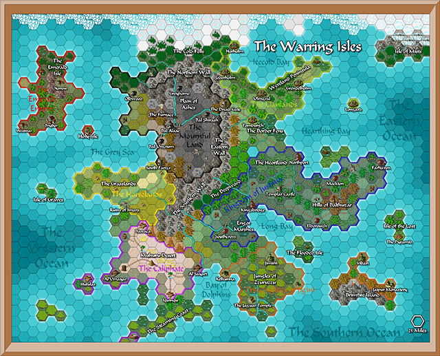 The Warring Isles