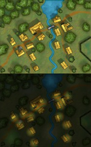 Day and Night Village