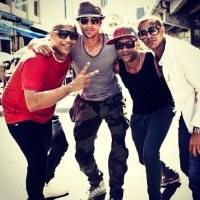 Bailando de Enrique Iglesias y Gente de Zona
