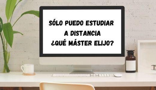 Máster en Formación del profesorado a distancia