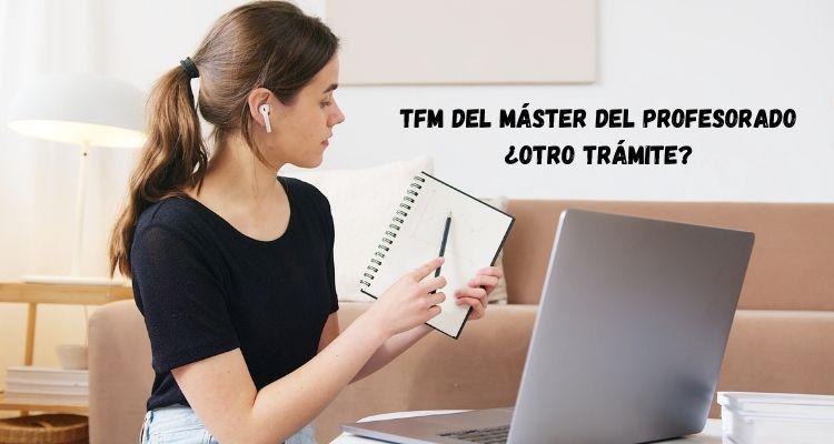 TFM del Máster en Formación del Profesorado en la VIU