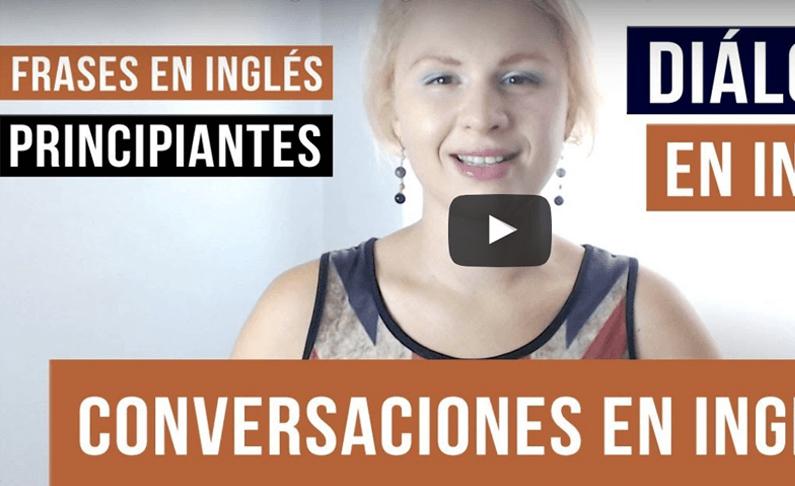 Dialogos en ingles Principiantes Conversaciones cotidianas