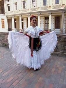 Traje típico de Veracruz, o traje jarocho: sus elementos