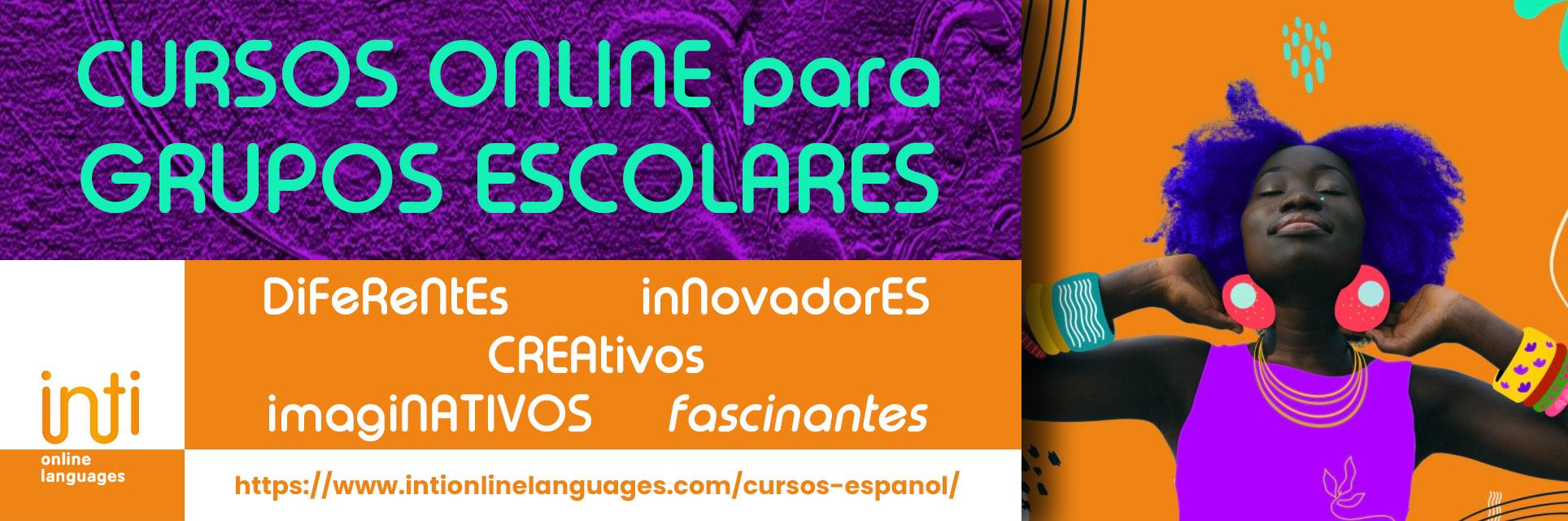 inti - Cursos online para grupos escolares
