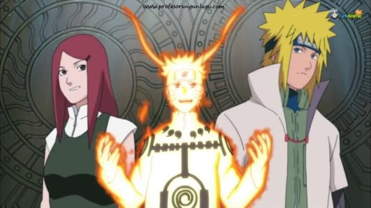 Naruto babası ve annesi