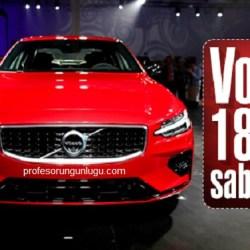 Volvo hız limiti