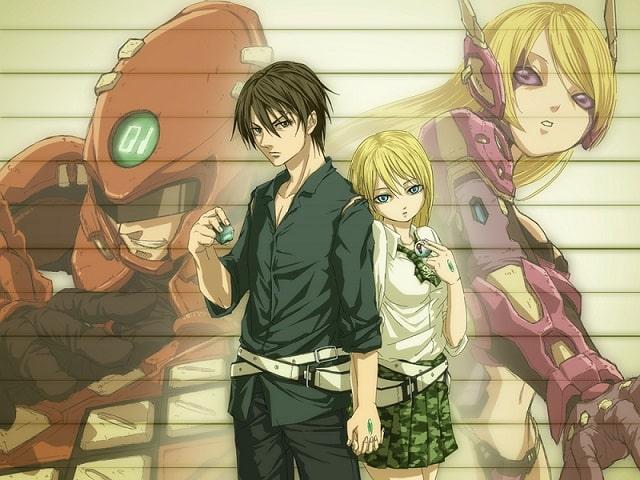 Squid Game dizisine benzer 10 anime
