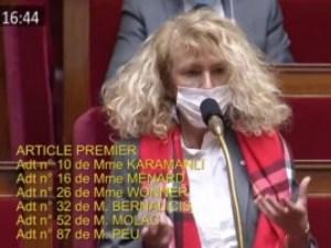 État d'urgence sanitaire : face à Olivier Véran, Martine Wonner rétablit la vérité (Vidéo)