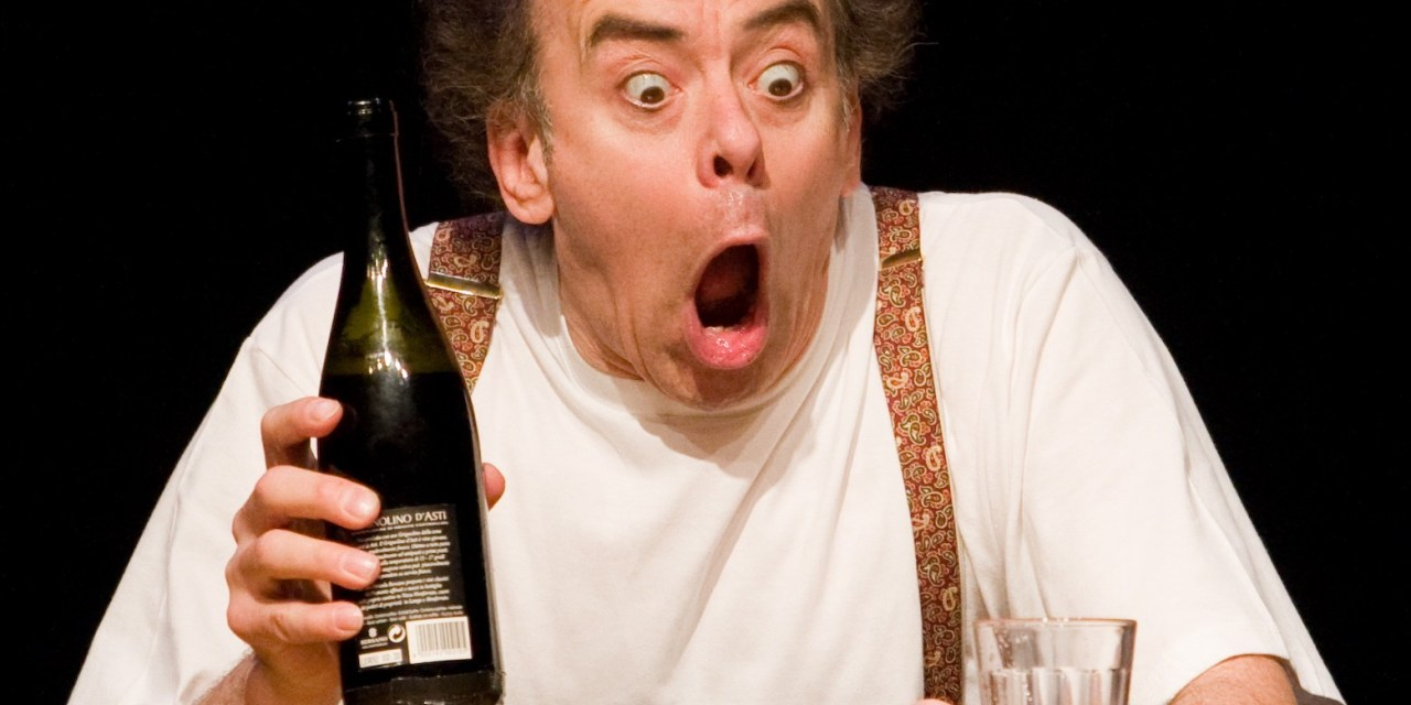 Paolo Nani etle langage du rire