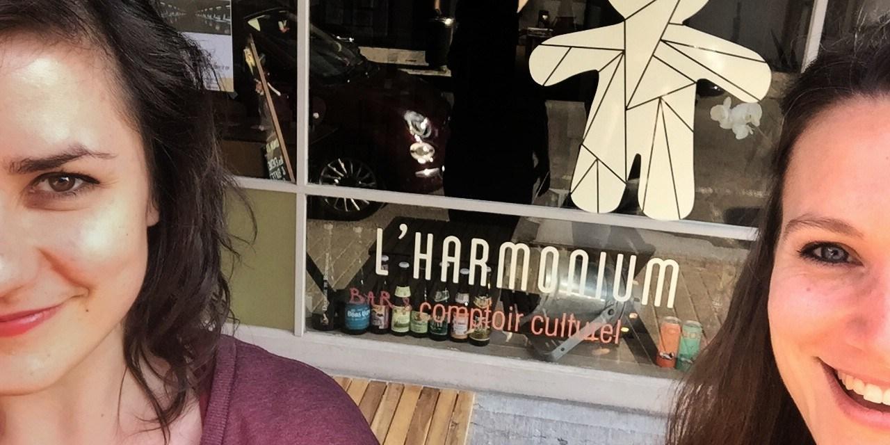 L'Harmonium de Bruxelles:un lieu unique pour vous, artistes !