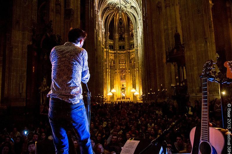 Aujourd'hui, l'électro-rock envahit la nef de Saint-Eustache pour 36h !