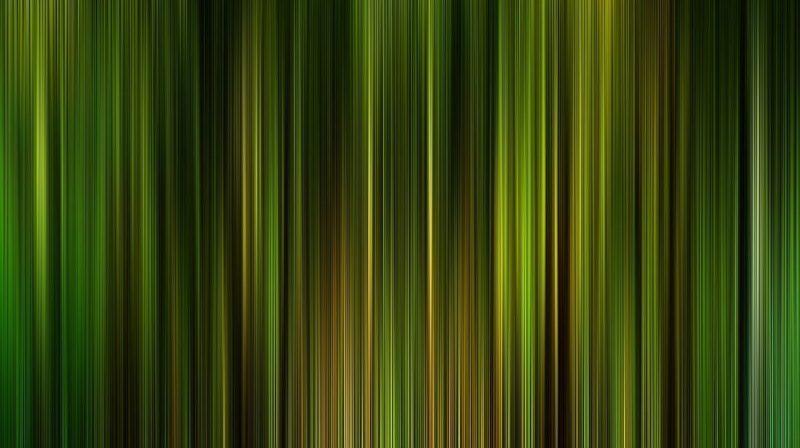 Le vert… une couleur maudite !