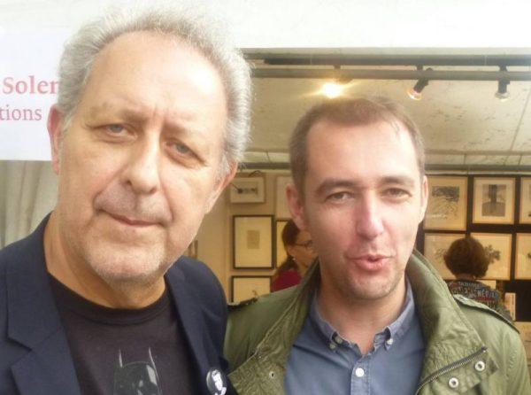 Zéno Bianu et Nicolas Rozier (crédits : MHC)