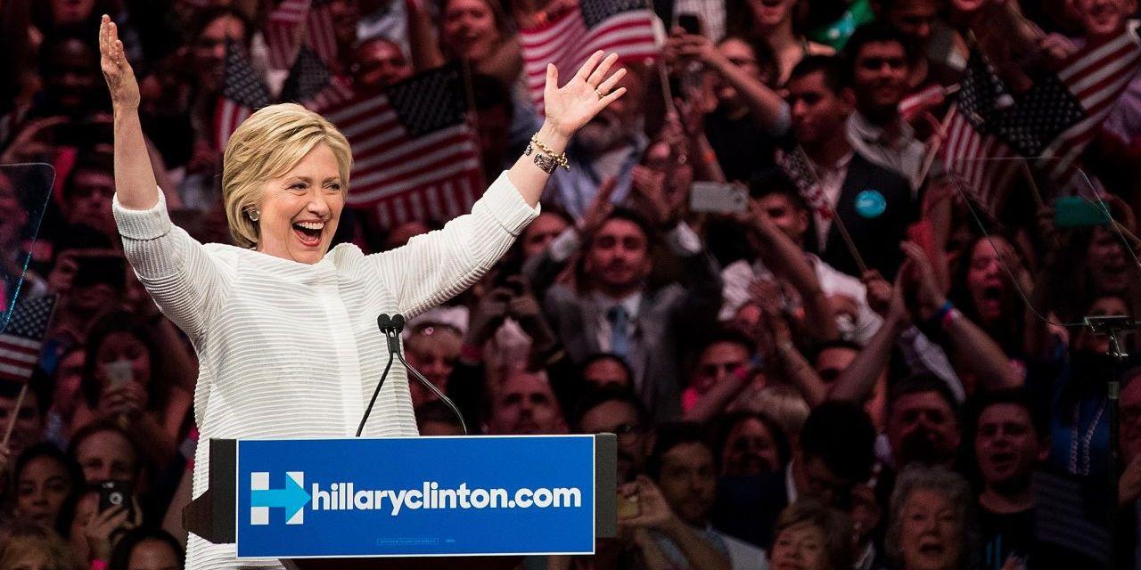 Pourquoi les artistes ont notamment boudé Hillary Clinton…