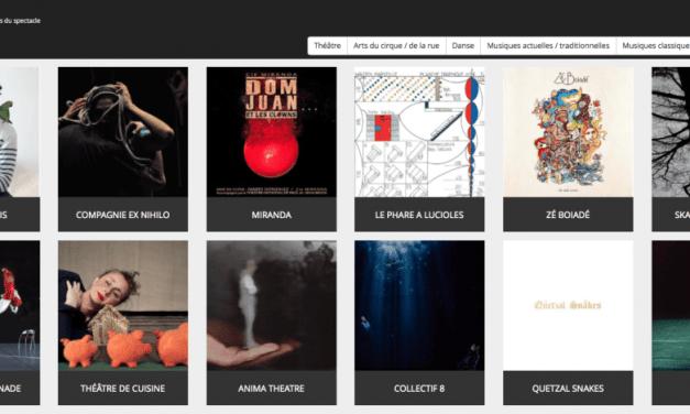 PACA – La Mosaïque, le portail de la création des arts du spectale