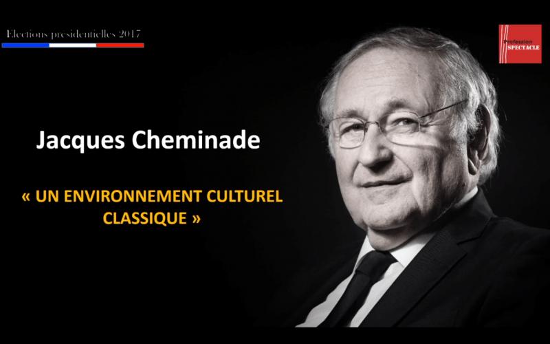 La culture selon… Jacques Cheminade