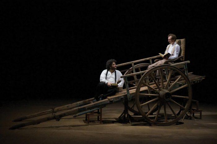 Avignon 2018 – «Le Roman de M. Molière» par Ronan Rivière: dans la douce intimité de Molière