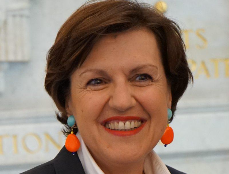 Annie Genevard, députée LR: «La culture en milieu rural intéresse peu la gauche»