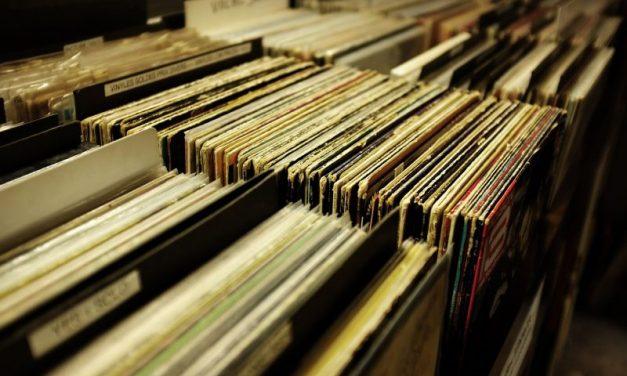 L'histoire secrète d'un disque vinyle