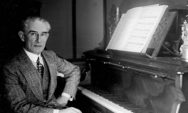 9 janvier 1909 : les poèmes «d'outre-part» de Maurice Ravel…