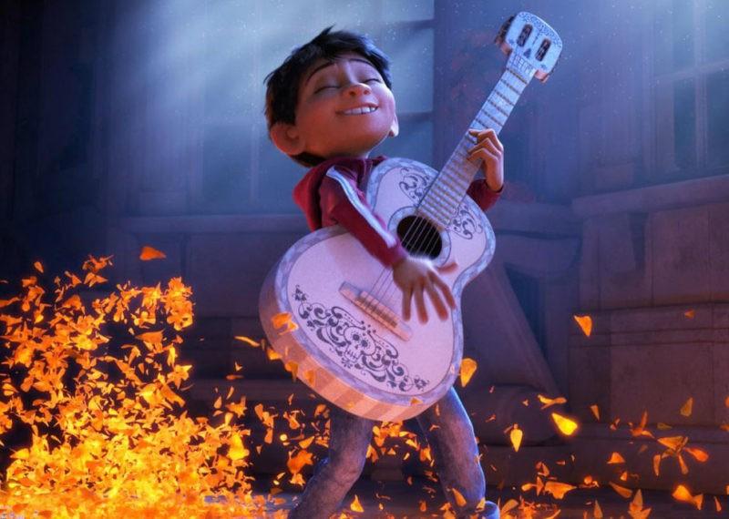 Au Mexique, la guitare du film d'animation «Coco» fait fureur
